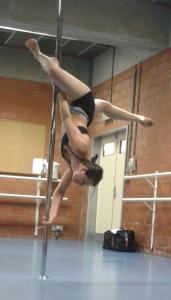 pole dance Sophie Didier